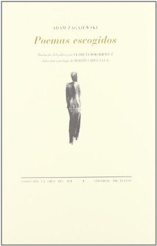 Portada del libro Poemas escogidos (La cruz del sur)