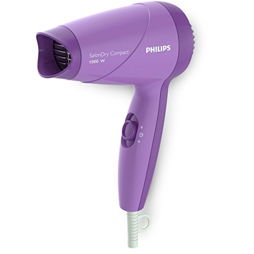 (CERTIFIED REFURBISHED) Philips HP8100/46 Hair Dryer (Purple)  available at amazon for Rs.669