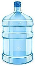 UNIVERSAL chetan Plastic Water Dispenser Bottle(Clear) - 20 L