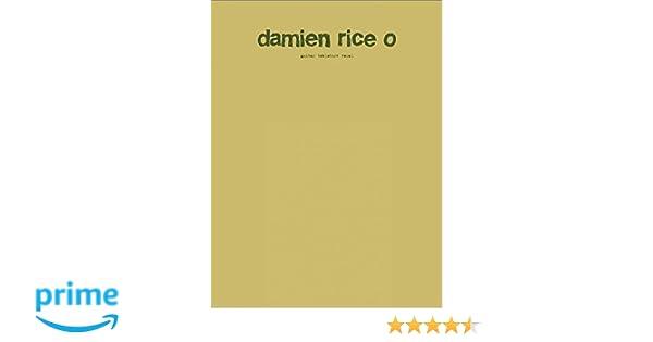 Damien Rice O (Guitar Tab)