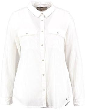 Garcia bluse feder weiß