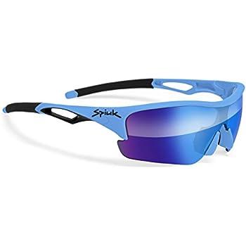 f4c4f4b36e Spiuk Jifter Gafas, Unisex Adulto, Azul/Negro, Talla Única: Amazon ...
