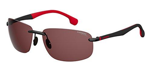 CARRERA CARRERA 4010/S Sonnenbrille 4010/S Rechteckig Sonnenbrille 62, Schwarz