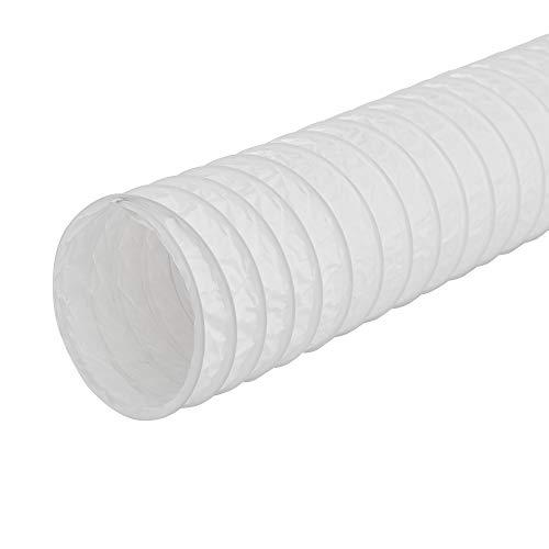 EASYTEC® Abluftschlauch Ø 150 mm / 152 mm Länge 6 Meter PVC Schlauch -