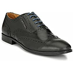 Alberto Torresi Protom formal Black shoe