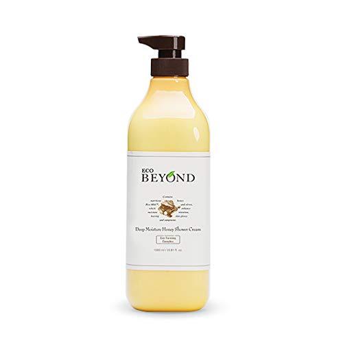 BEYOND Deep Moisture Honey Shower Cream 1000ml