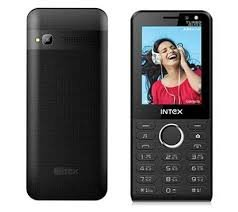 Intex Turbo Selfie 18 (Black)