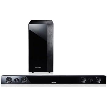 Samsung HW-F450 Barre de son 2.1 Caisson de basses sans fil 280 W Bluetooth HDMI USB Noir