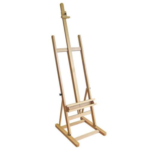 Beige Artist Studio (Loxley Artists Art Easels | Sketching Easel, Studio Easel, Radial Easel (Sussex Studio Easel))