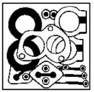 Walker 87481 Kit d'assemblage, filtre à particules/ à suie