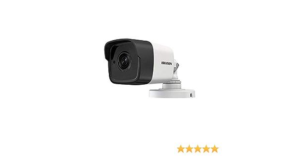 Telescopic Camera Bullet 3 6 Mm Hikvision Ds Compatta Turbo Hd 2ce16h1t It Baumarkt