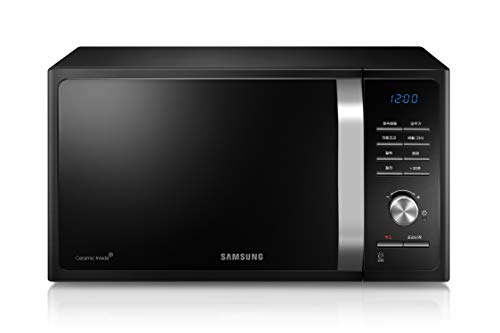 8. Samsung 23 L MS23F301TAK/TL Solo Microwave Oven