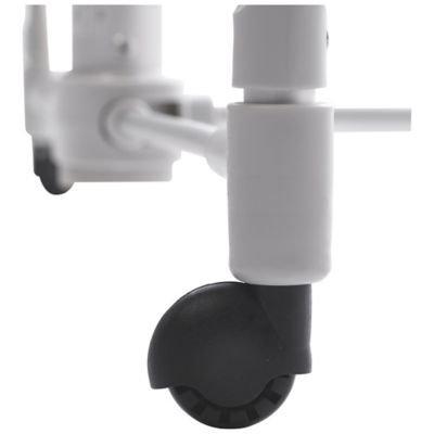 Set di 6 rotelle per stendino elettrico dry:soon deluxe, montaggio semplice