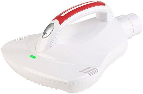 Sichler Haushaltsgeräte Milbensauger: Universeller Anti-Milben-Staubsaugeraufsatz mit UV-Licht und Vibration (Antimilben Staubsaugeraufsätze) - Staubsauger Matratze