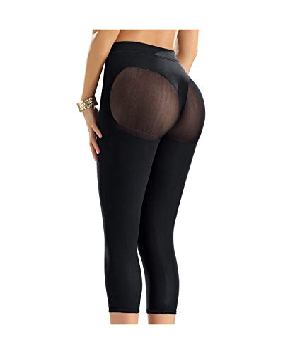 5de78e0fc8afa Leonisa Women s Invisible Seamless Compression Bodysuit Control Shaper with Rear  Lift