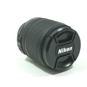 Nikon AF-S DX NIKKOR 18-105mm f/3.5-5.6G ED VR - camera lenses (15/11, Auto/Manual, 18 - 105 mm, LC-67 LF-1 HB-32 CL-1018, Black)