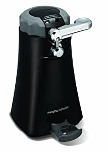 Morphy Richards 46718 Multifunction Can Opener - Black
