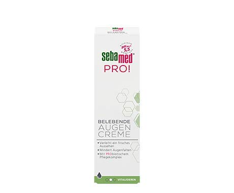 Sebamed Pro belebende Augencreme, 15 ml