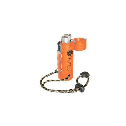Ust - Windmill Trekker Stormproof Lighter, Blaze Orange Test