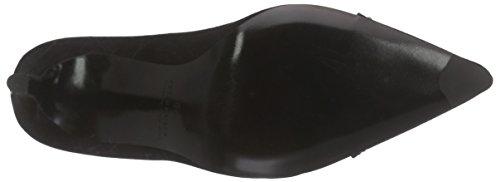 Peter Kaiser Doro, Chaussures à talons - Avant du pieds couvert femme Noir - Schwarz (SCHWARZ SUEDE SILBER  SWAROVSKI 990)