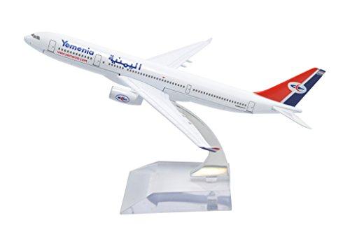 tang-dynastyr-1400-yemenia-airlines-air-bus-a330-buona-lega-modellino-aereo-giocattoli