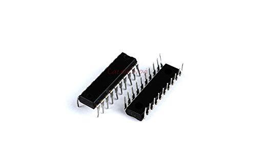 10 teile/los 74HC240 SN74HC240N DIP-20 logik wechselrichter/puffer chip neue original Auf Lager -