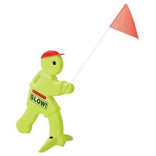 Step2 Warnzeichen Straßenschild - Achtung spielende Kinder