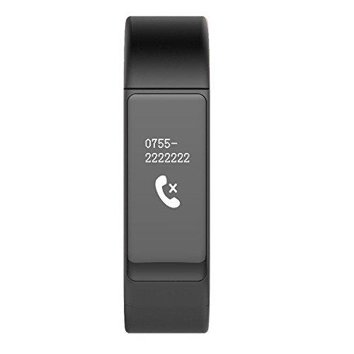 Fitness Tracker MOXKINO Wireless Smart Bracelet Activity Tracker Fitness Health Smartwatch Wristband Bluetooth Pedometer With Sleep Monitor Step Tracker Calorie Counter