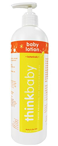 thinkbaby Baby Lotion, 16 Ounce by Thinkbaby