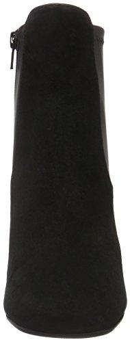BPrivate - H1205x, Stivali bassi con imbottitura leggera Donna Nero (Schwarz (Nero + Nero))