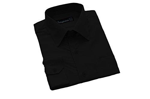 Gorgeous Collections - Camisa - niño Negro Negro