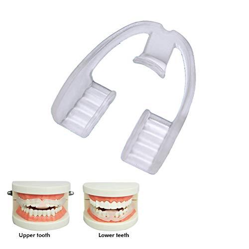 Yissma Aufbissschiene, Schnarchschiene Zähneknirschen Schnarchen Mundschutz Knirscherschiene Zahnschiene Bruxismus Dental Night Guard
