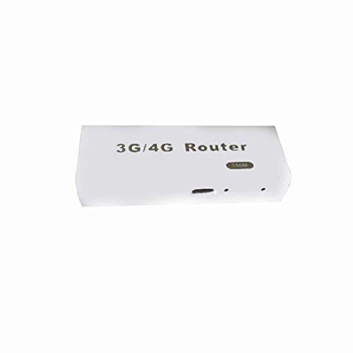 Amison Mini 3G / 4G WiFi Wlan Hotspot AP cliente RJ45