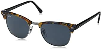 Ray-ban Men Mod. 3016  Sunglasses, spotted black havana (spotted black havana), size 49