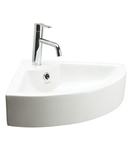 Cera CALLIS 2814 Wash Basin (White , One Piece)