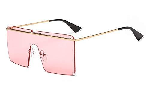 GFF 47200 Übergröße Frauen Quadrat Sonnenbrille Männer Frauen Rechteck Marke Brille Designer Mode Männlich Weiblich