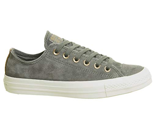 Converse Chuck Taylor All Star Core, Zapatillas Unisex, Gris...