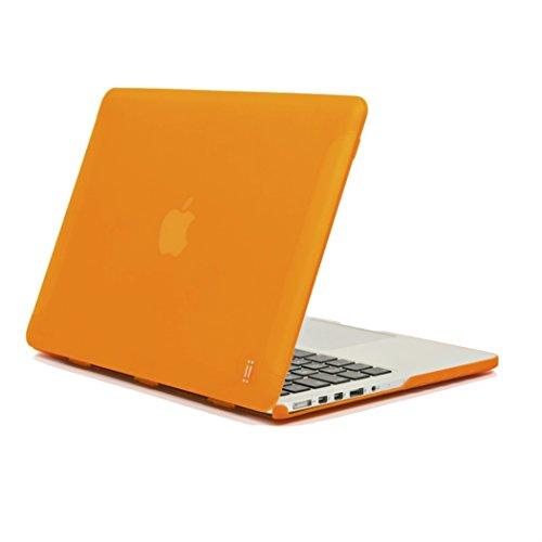 Forte Schwarz Schale (AIINO - Harte Schutzhülle für MacBook Pro Retina 15