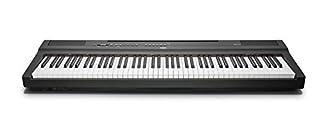 Yamaha P-125 piano numérique avec 88 touches - Compact, transportable et élégant - Compatible avec l'application Smart Pianist - Noir (B07BZTZC6R)   Amazon price tracker / tracking, Amazon price history charts, Amazon price watches, Amazon price drop alerts
