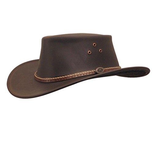 Kakadu Traders Australia - Chapeau western - Homme Marron