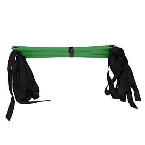 ahomi 14 Rung PP Agility Speed   Leitern Gurte Training Fitnessgeräte (7m) -