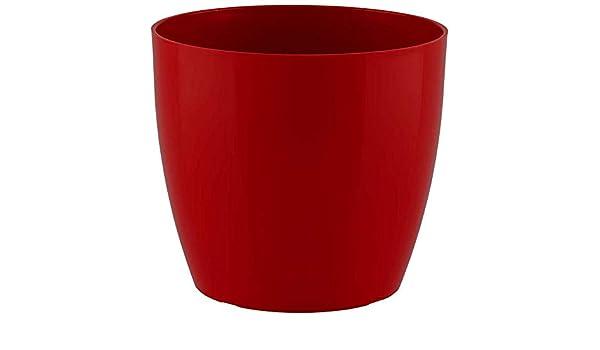 Dunkelrot Artevasi San Remo Pot 42 cm Dark Red