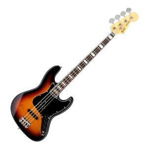 Fender Japón JB75/R 3TS japonés Jazz Bass Sunburst de 3tonos (importación de Japón)