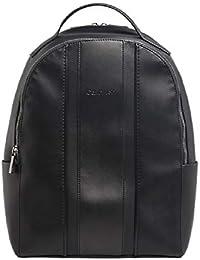 Calvin Klein Essential 2 G Backpack, Sacs à dos homme, Noir (Black), 16x30x45 cm (B x H T)