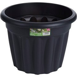 wham-vista-range-round-planter-graphite-30cm-height-x-40cm-diameter-garden