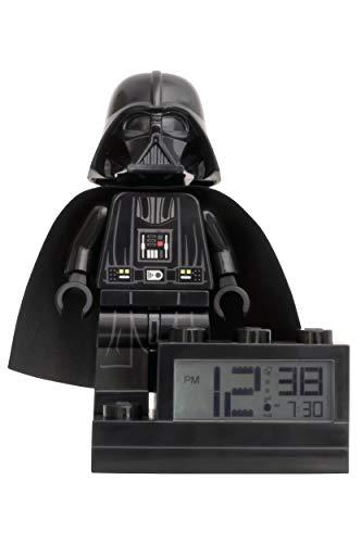 LEGO Clock Minifigura Darth Vader Reloj Base Sonido