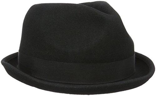s.Oliver Herren Panamahüte 90.610.92.2419, Schwarz (Black 9999), 59