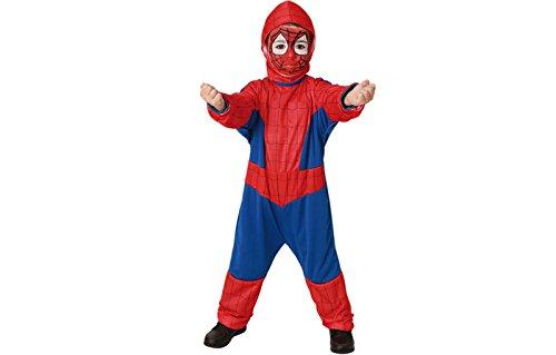 Spider Kind Kleines Kostüm - Fyasa 706075-t00Spider Hero Kostüm, Klein