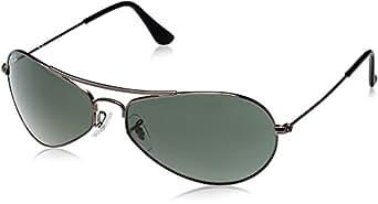 Ray-Ban Aviator Sunglasses (Brown) (RB-3306-004-60 15)