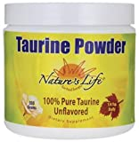 Nature's Life, Taurine Powder, Unflavored, 335 g from Nature's Life